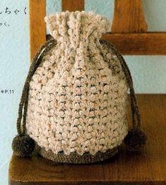 háčkování - kabelky, tašky | Mix