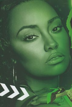 Leigh Anne Pinnock Get Weird Tour Book