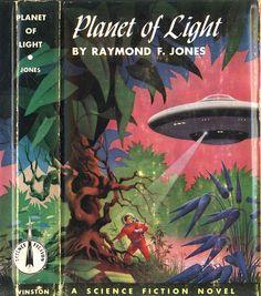 vintage sci-fi art | Cover art: Alex Schomburg