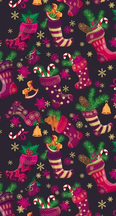 Christmas phone wallpaper, new year wallpaper, christmas wallpaper, purple Purple Christmas, Noel Christmas, Christmas Paper, Christmas Images, All Things Christmas, Winter Christmas, Christmas Stockings, Christmas Phone Wallpaper, New Year Wallpaper