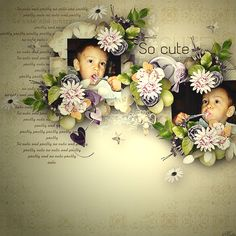 So cute and Pretty by Delph Designs  template Sweet Orange part5 by Eudora Designs
