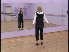 Beginner Tap Dancing Steps : Cramp Roll Turns in Tap Dancing - YouTube