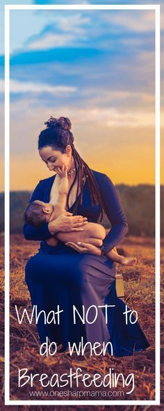 Breastfeeding tips, what not to do while breastfeeding, how to make the transition into breastfeeding easier, how to breastfeed, how do i breastfeed, are any of these your questions about breastfeeding? We have the answers from a second time mom who breastfed for years. She is sharing her breastfeeding mistakes so you don't have to make them as well. #breastfeeding #breastisbest