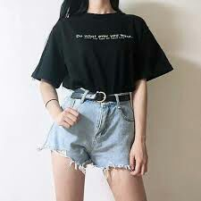 Love these casual teen fashion Mode Ulzzang, Korean Fashion Ulzzang, Korean Fashion Trends, Summer Fashion Trends, Korea Fashion, Asian Fashion, Look Fashion, Fashion Design, Korea Summer Fashion