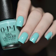 Closer Than You Might Belém from new LISBON collection by OPI #nails #nailart