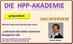 """In der Reihe """"Das besondere Interview"""" mit André Wipke  >"""