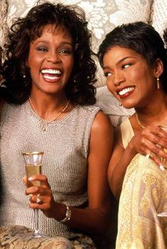 Angela Bassett To Direct Whitney Houston Lifetime Movie