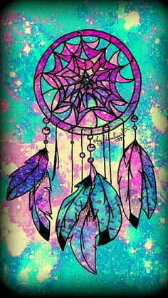 Dreamcatcher wallpapers for iphone wallpapersharee 2017 galaxy dreamcatcher wallpaper lockscreens voltagebd Gallery