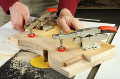 Top-mounted toggle clamps excel where other clamps fall short. Here are five situations where toggle clamps can save the day.   #clamps #toggle #tips
