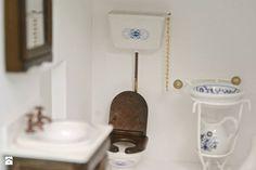 Domek dla lalek - z mebelkami zrealizowany przez MyWoodVillage - zdjęcie od mywoodvillage - Pokój dziecka - Styl Skandynawski - mywoodvillage