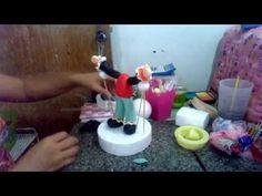 Video Aula-Palhaço em Biscuit - YouTube