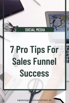 In this article we outline 7 tips to help your online business achieve sales funnel success so you can maintain and grow sales. EGM Consultant - Blogger, WordPress Expert, Web Designer, Techy Girl. I work with family focused entrepreneurs who run a business from home who struggle with keeping up with new digital marketing strategies #onlinebusiness #egmconsultant #salesfunnels #marketing Sales Strategy, Email Marketing Strategy, Business Marketing, Business Tips, Online Business, Sales Tips, Business Entrepreneur, Starting A Business, Success