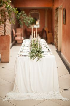 Romantic 1920's-inspired tablescape: http://www.stylemepretty.com/vault/gallery/37758 | Photography: Kerry Bartlett - http://www.kerrybartlett.co.uk/
