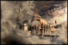 'Corvin Castle' in Transylvania