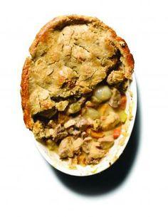 Wild Turkey Pot Pie