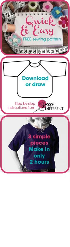 Free sewing pattern - top for women