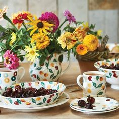 Oh Emma, this is lovely ❤️ ❤❤ Spring 2017 ❤❤❤ Photo credit Emma Bridgewater