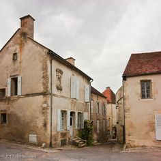 Flavigny-sur-Ozerain, Côte-d'Or, France.  One of my favorite movies was partially filmed here...Chocolat