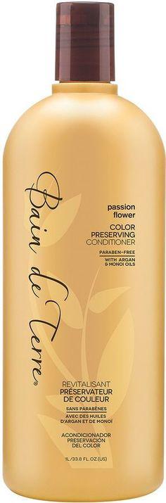BAIN DE TERRE Bain de Terre Passion Flower Color Preserving Conditioner - 33.8 oz.