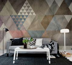 Wallpapers in Scandinavische patronen en looks