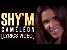 SHYM - Caméléon [Official Lyrics Video] - YouTube Good song to show object pronouns me and te
