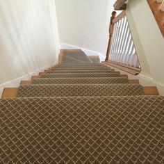 Stair Runners: The most common and decorative option.