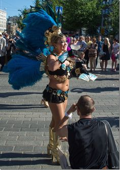 Samba Carnaval Helsinki 2013 Samba, Helsinki, Style, Fashion, Carnival, Swag, Moda, Stylus, Fashion Styles