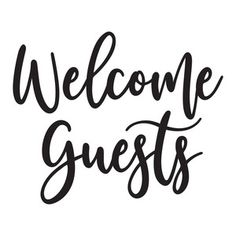 Silhouette Design Store: welcome guests