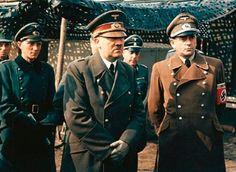 Adolf and Albert Speer,1943