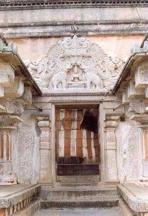 India, junio 1988. Templo de Tamil Nadu