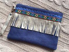 Bolso de mano clutch boho clutch etnico clutch by PriskaTienda -