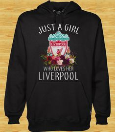 Just A Girl Who Loves Her Liverpool Hoodie quotes Just A Girl Who Loves Her Liverpool Hoodie Liverpool Memes, Liverpool Stadium, Liverpool Klopp, Camisa Liverpool, Anfield Liverpool, Liverpool Champions League, Liverpool Players, Liverpool Football Club, Liverpool Clothing