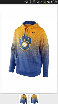 Brewers hoodie