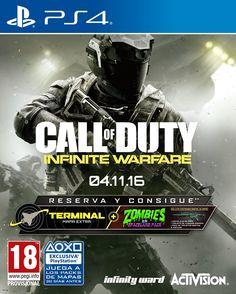 Call of Duty Infinite Warfare PlayStation 4 #Shooter #CallOfDuty #CallOfDutyInfiniteWarfare #COD #CODInfiniteWarfare #InfiniteWarfare #InfinityWard