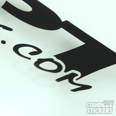 Cut Vinyl Decals