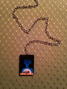 Mini Movie Script Necklace: E.T.The by GidgetsTreasures on Etsy #ettheextraterrestrial #minimoviescripts #minibookjewelry #booknecklaces #movies #80s #drewbarrymore #phonehome