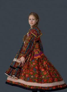 Siberiana Русский народный костюм в работах Дмитрия Давыдова