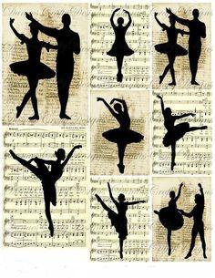 dança #PoleDanceSilhouette
