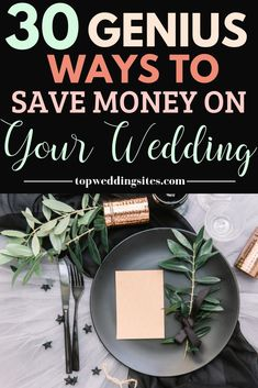 Trying to shave off a few more items off your wedding budget to save money? These 30 genius ways to save money on your wedding will give you lots of fresh ideas! budget tips 30 Genius Ways To Save Money On Your Wedding Wedding Pins, Wedding Favors, Wedding Parties, Wedding Beauty, Wedding Hair, Wedding Decorations, Dream Wedding, Wedding Sparklers, Cake Wedding