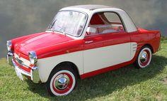 1960 Fiat Autobianchi Bianchina