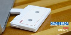 Milktape » USB Cassette Mixtape, because love should always come with a soundtrack. <3