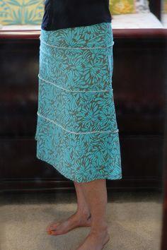 Amy Butler Barcelona Skirt pattern