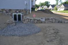 For side yard?? *** landscape exterior of egress window - Google Search