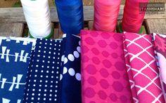 Aurifil Threads and Custom Bundle // Pile O' Fabric Stash Share | pileofabric.com #pileofabricstashshare