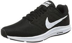 Nike Damen Downshifter 7 W Laufschuhe, Schwarz (Black White-Anthracite), EU  - Nike schuhe ( Partner-Link) 27f66dedf3