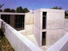 Classic - Vitra Seminar House. Weil am Rhein, Germany. By tadao ando (tadao_ando) on Myspace