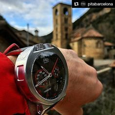 @pitabarcelona Watch collector and visiting #Barcelona for #MWC15 ? Then come to #PitaBarcelona atelier have a look at our #timepieces or take with you our latest #Roadster #chronograph #wristwatch! #AHCI #watches #MWC #MWC2015 #timepiece #watchesofinstagram #watchporn #instawatch #watchobsession #wristshoot #dapper #watchgeeks #wristporn #smartwatch