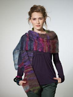 Misty Scarf | Knit Rowan