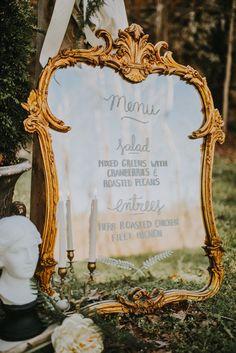 29 Genius Wedding Menu Display Ideas You Must See Wedding decorations Wedding Menu Display, Fall Wedding Menu, Wedding Menu Cards, Wedding Tips, Wedding Details, Wedding Styles, Wedding Reception, Wedding Planning, Wedding Day