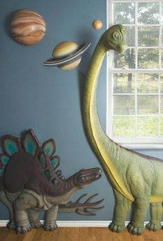 Beetling 3-D Wall Art Transforms Kids' Rooms - Style Estate -